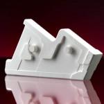 Kern für Fassadenbau Länge 105 mm